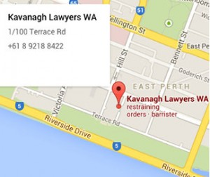 Conveniently located Family Law Firm in Perth