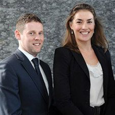 Louise Muhling and Leo Barry appointed Associates of Kavanagh Lawyers