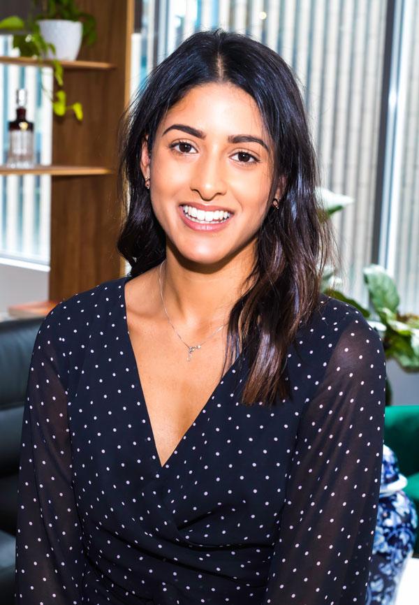 Somya Rajawat, Paralegal