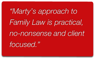 Marty Kavanagh - Perth Family Lawyer