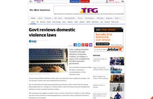 Govt. reviews domestic violence laws